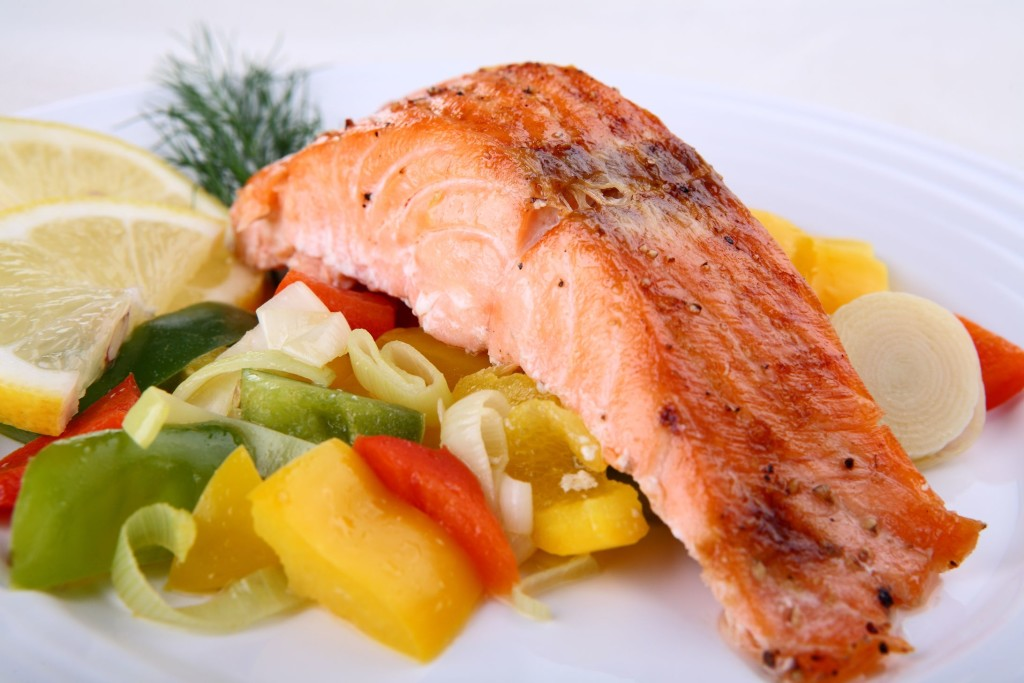 Grill_salmon