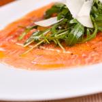 Карпаччо из лосося рецепт carpaccio