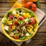 Салат нисуаз рецепт
