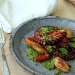 Рецепт осьминога